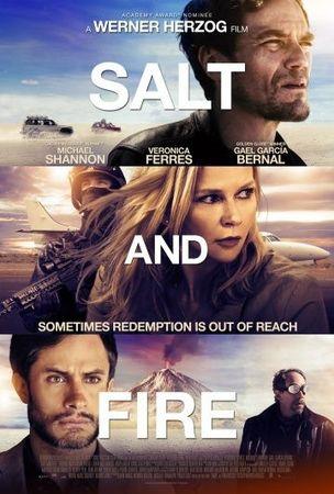 Смотреть фильм Соль и пламя