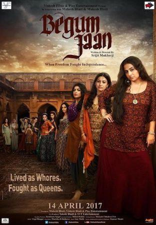 Смотреть фильм Бегум Джан