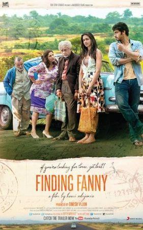 Смотреть фильм В поисках Фэнни