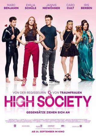 Смотреть фильм Высшее общество