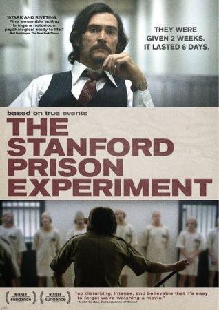 Смотреть фильм Стэнфордский тюремный эксперимент