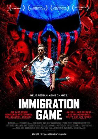 Смотреть фильм Игра для иммигрантов