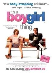 Смотреть фильм Мальчик в девочке