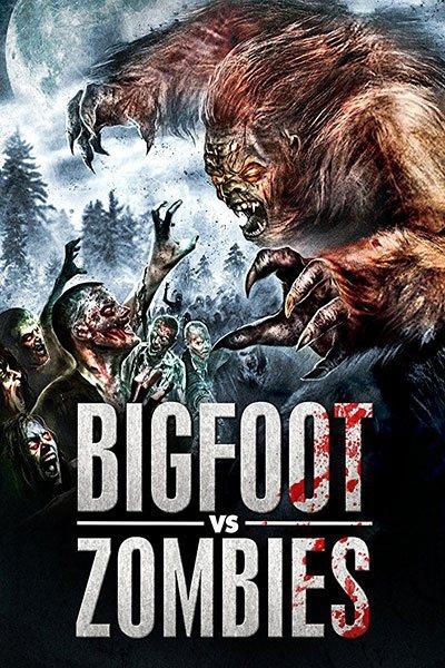 Смотреть фильм Снежный человек против Зомби
