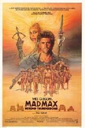 Смотреть фильм Безумный Макс 3: Под куполом грома