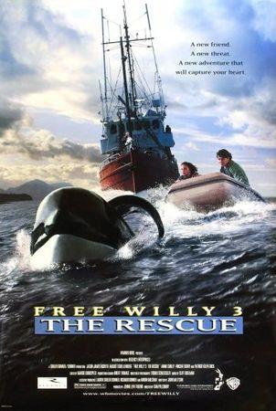 Смотреть фильм Освободите Вилли 3: Спасение