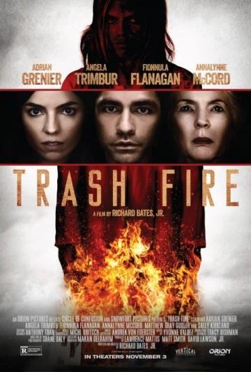 Смотреть фильм Пожар на помойке
