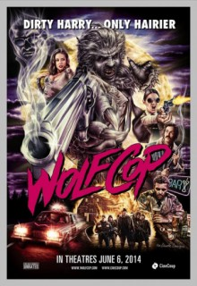Смотреть фильм Волк-полицейский