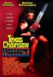 Смотреть фильм Техасская резня бензопилой 4: Новое поколение
