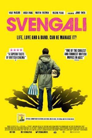 Смотреть фильм Свенгали