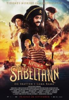 Смотреть фильм Капитан Саблезуб и сокровища Лама Рама