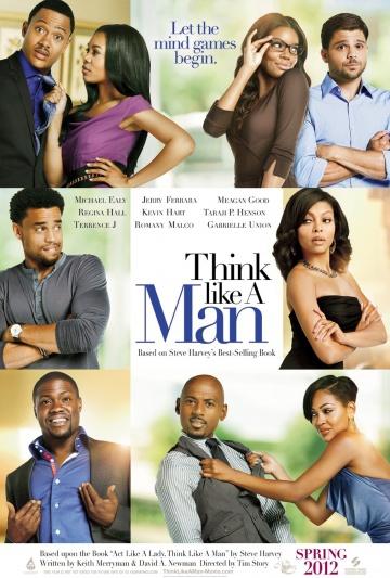 Смотреть фильм Думай, как мужчина