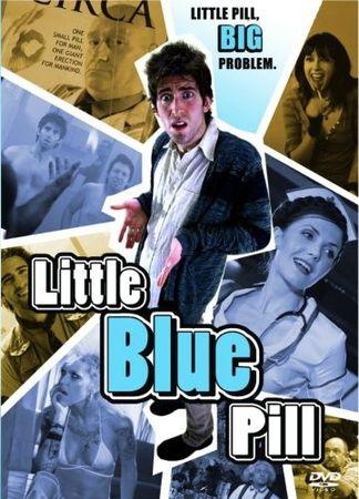 Смотреть фильм Маленькая голубая таблетка