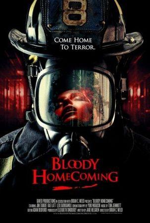 Смотреть фильм Кровавое возвращение домой