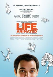 Смотреть фильм Анимированная жизнь