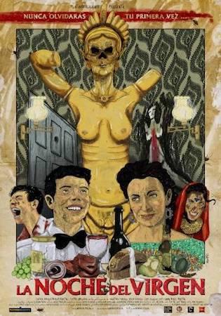 Смотреть фильм Ночь девственника