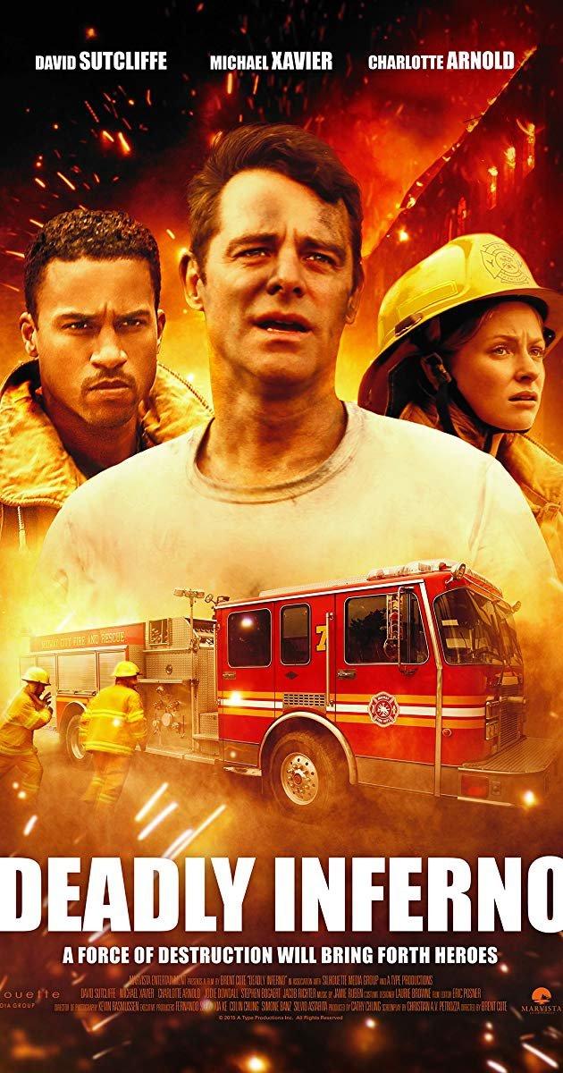 Смотреть фильм Deadly Inferno