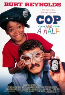 Смотреть фильм Полицейский с половиной