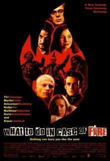 Смотреть фильм Что делать в случае пожара?