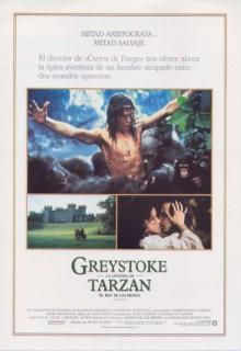 Смотреть фильм Грейстоук: Легенда о Тарзане, повелителе обезьян