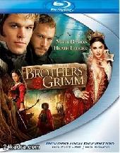 Смотреть фильм Братья Гримм