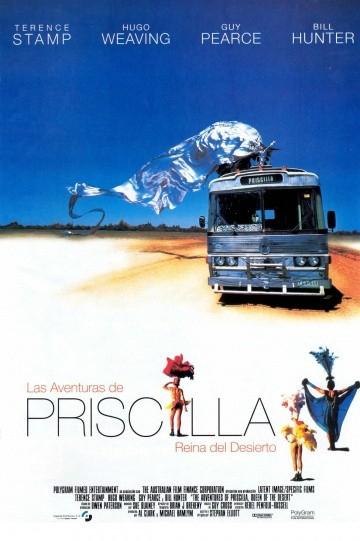 Смотреть фильм Приключения Присциллы, королевы пустыни
