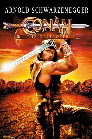 Смотреть фильм Конан-разрушитель