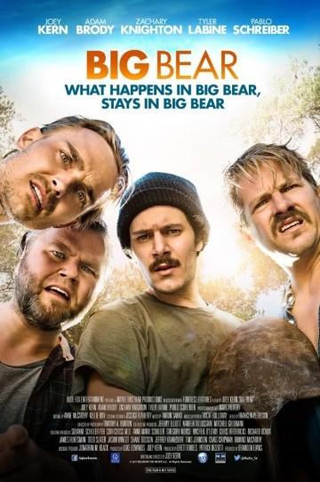 Смотреть фильм Большой медведь