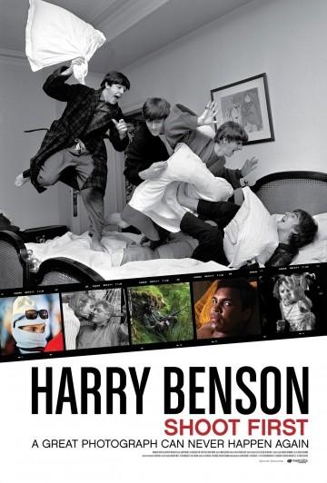 Гарри Бенсон: Стреляй первым