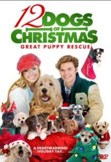 Смотреть фильм 12 рождественских собак 2