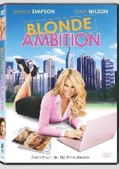 Смотреть фильм Блондинка с амбициями