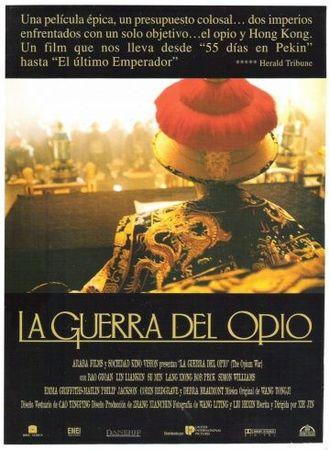 Смотреть фильм Опиумная война