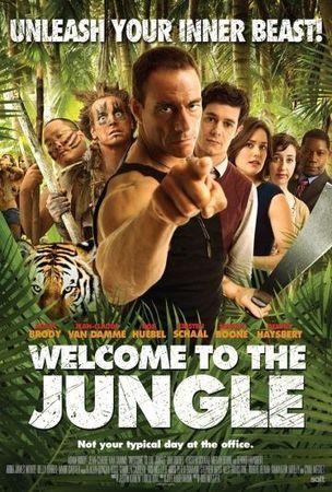 Смотреть фильм Добро пожаловать в джунгли