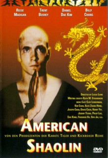 Смотреть фильм Американский Шаолинь