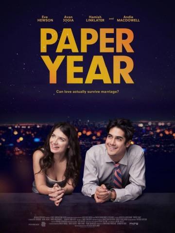 Смотреть фильм Бумажный год