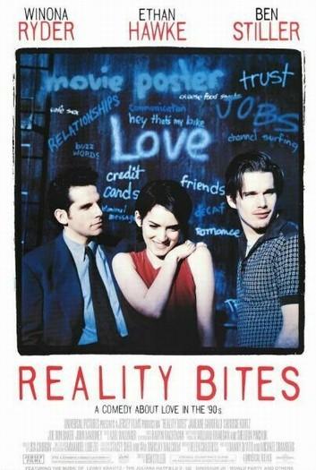 Смотреть фильм Реальность кусается