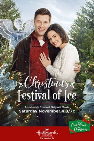 Смотреть фильм Рождественский фестиваль льда