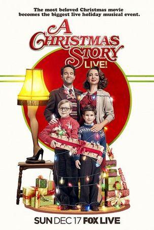 Смотреть фильм В эфире «Рождественская история»