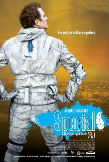 Смотреть фильм Особый парень: Тупой супергерой