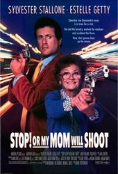 Смотреть фильм Стой! Или моя мама будет стрелять