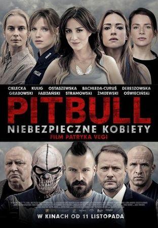 Смотреть фильм Питбуль. Опасные женщины