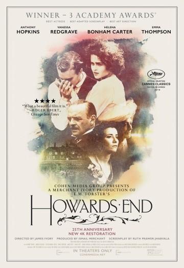 Смотреть фильм Усадьба Хауардс-Энд