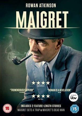 Смотреть фильм Мертвец детектива Мегрэ