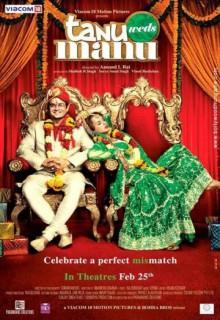 Смотреть фильм Свадьба Тану и Ману