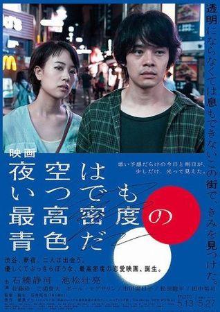 Смотреть фильм Небо ночью всегда густого синего цвета
