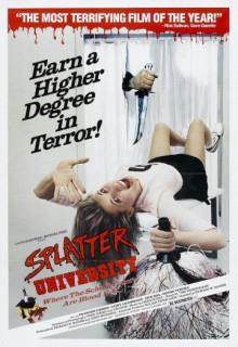 Смотреть фильм Окрапленный университет
