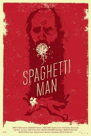 Смотреть фильм Человек-спагетти