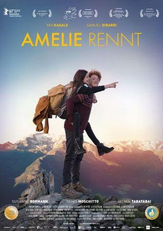 Смотреть фильм Амели бежит