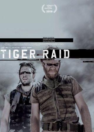 Смотреть фильм Рейд тигров