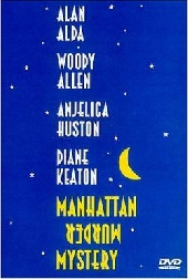 Смотреть фильм Загадочное убийство в Манхэттене